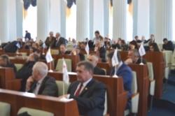 Позачергова сесія обласної ради не відбулася через відсутність кворуму