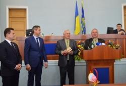 Розпочато роботу ХІІІ сесії обласної ради