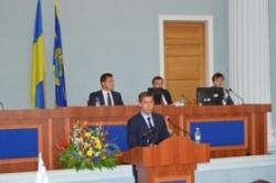 На сесії обласної ради нагороджено переможців конкурсу на кращу сільську раду, внесено зміни до обласного бюджету і низки програм та оголошено перерву