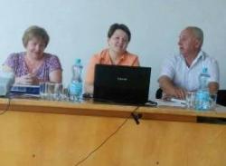 Проведено навчання депутатів Ротмістрівської об'єднаної територіальної громади
