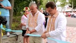 Голова обласної ради відзначив День Незалежності України в с. Берестівець. 24 серпня 2017 року
