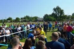 У Городищі визначились переможці та призери змагань «Найспортивніше село Черкащини – 2017»
