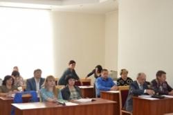 Олександр Вельбівець взяв участь у фаховій майстерні, на якій розглядалися питання реформи місцевого самоврядування та децентралізації