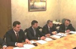 Олександр Вельбівець взяв участь у робочій зустрічі з Віце-прем'єр міністром України, де обговорювалися питання діяльності рад