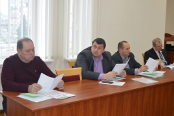Проведено засідання постійної комісії обласної ради з питань соціально-економічного розвитку, бюджету та фінансів