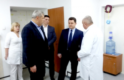 У вирішенні проблемних питань обласної дитячої лікарні мають взяти участь бюджети усіх рівнів