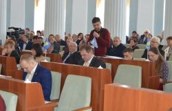 Сесія обласної ради затвердила Програму економічного і соціального розвитку Черкаської області на 2018 рік, внесла зміни до обласного бюджету та прийняла рішення з низки важливих питань життєдіяльності області
