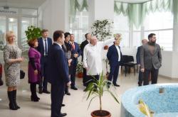 Фоторепортаж.Нарада голів районних рад щодо розвитку галузі охорони здоров'я на Черкащині.
