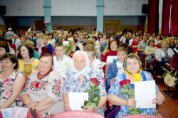 На Уманщині відбулись урочистості з нагоди Дня матері