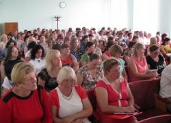 Виїзний семінар щодо взаємодії органів виконавчої влади й органів місцевого самоврядування у вирішенні регіональних проблем проведено у Жашкові