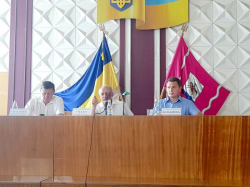 Голова обласної ради взяв участь у роботі сесії Черкаської районної ради