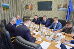 Перший заступник голови обласної ради взяв участь у зустрічі з Послом ФРН в Україні та обговоренні перспектив подальшої співпраці