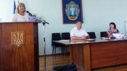 Світлану Волошенюк обрано новим головою Жашківської районної ради
