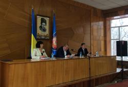 У Монастирищі провели сесію районної ради та відзначили День місцевого самоврядування
