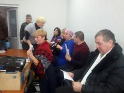Проведено засідання Комітету з управління впровадженням Стратегії розвитку Набутівської ОТГ