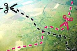 Прийнято рішення щодо встановлення меж населених пунктів Шполянської ОТГ