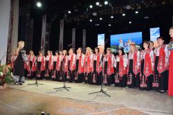 Фоторепортаж. Обласна філармонія. Урочистості з нагоди 65-річчя утворення Черкаської області.