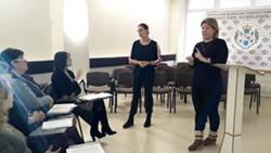 Вивчення жестової мови – більше можливостей для нечуючих громадян