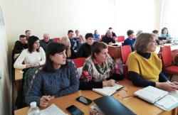 Проведено  семінар «Реформування земельних відносин на ринкових засадах»