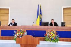 Президія обласної ради сформувала порядок денний пленарного засідання сесії