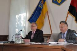 Депутати Золотоніської районної ради на сесії ухвалили низку рішень щодо перспектив розвитку регіону