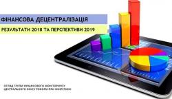 Фінансова децентралізація: експерти розповіли про результати 2018 року та перспективи 2019