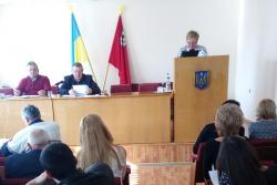 Розглянувши низку питань порядку денного, в сесії Корсунь-Шевченківської районної ради оголошено перерву