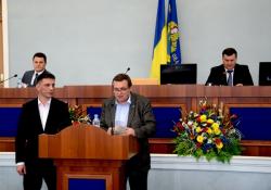 Депутати обласної ради ухвалили програму трансплантації аутологічних гемопоетичних стовбурових клітин