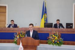 Депутати завершили розгляд питань порядку денного двадцять дев'ятої сесії обласної ради