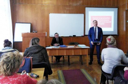 Проведено семінар «Запобігання та протидія проявам корупції»
