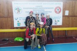 Збірна з пішохідного туризму – у ТОП-десятці кращих команд України