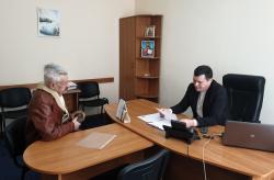 Валентин Тарасенко провів особистий прийом громадян