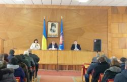 Проведено позачергову сесію  Монастирищенської районної ради