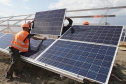 У Кам'янській ОТГ буде споруджена сонячна електростанція