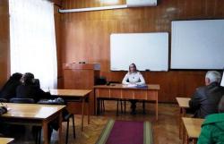 Проведено першу сесію підвищення кваліфікації службовців за Професійною програмою