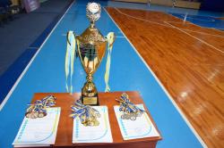 Обласні змагання з футзалу Кубок голови Черкаської облдержадміністрації: у безкомпромісній боротьбі виграла команда міської ради м. Черкаси
