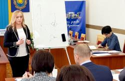 Фоторепортаж. Фахова майстерня для представників місцевого самоврядування Черкаської області.