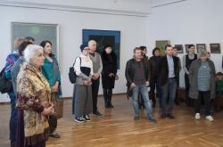 В обласному музеї презентували виставку Народного художника України Василя Гуріна