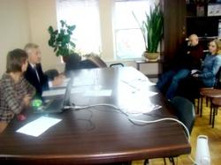 Працівники районних рад та місцеві журналісти взяли участь у тренінгу з висвітлення питань ВІЛ/СНІДу в суспільстві