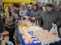 Передноворічний ярмарок на Золотоніщині став справжнім святом