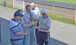Депутати рад різних рівнів Черкащини змагалися на Спартакіаді