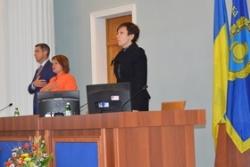 Керівники області підбили підсумки роботи обласної ради VI скликання