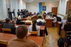 У обласній раді відбулася прес-конференція з приводу результатів голосування на місцевих виборах