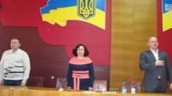 Перша сесія Чигиринської районної ради обрала голову і заступника